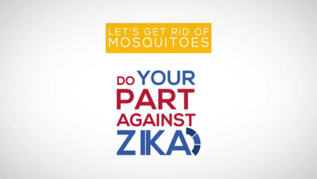 Do your Part Against Zika.