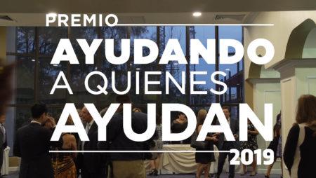 Gala Premios Ayudando A Quienes Ayudan 2019